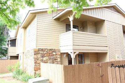 Oklahoma City Condo/Townhouse For Sale: 14323 N Pennsylvania #18D