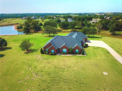 Blanchard OK Single Family Home For Sale: $335,000