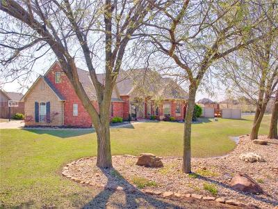 Oklahoma City Single Family Home For Sale: 15201 Bay Ridge Drive
