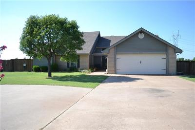 Norman Single Family Home For Sale: 1001 River View Drive