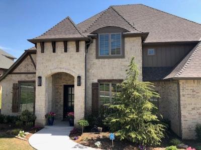 Edmond Single Family Home For Sale: 2216 Silver Spur