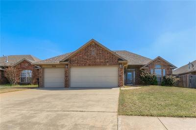 Moore Single Family Home For Sale: 524 Allison
