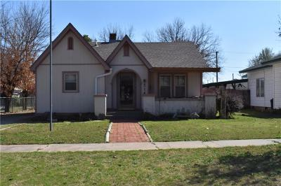 Anadarko Single Family Home For Sale: 314 W Kentucky