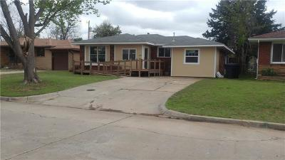Oklahoma City Single Family Home For Sale: 2712 SW 49th Street