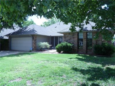 Edmond Single Family Home For Sale: 1030 NW 166th