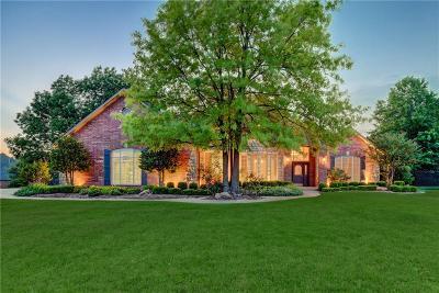 Edmond Single Family Home For Sale: 2011 Silver Crest Drive