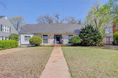 Norman Single Family Home For Sale: 527 E Boyd