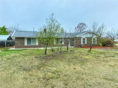 Guthrie Single Family Home For Sale