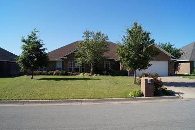 Altus OK Single Family Home For Sale: $227,500