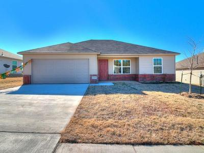 Yukon Single Family Home For Sale: 9804 High Noon Road