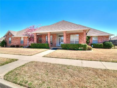 Moore OK Single Family Home For Sale: $196,500