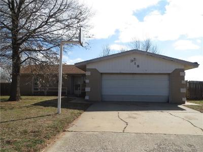 Single Family Home Sale Pending: 318 W Windsor Way