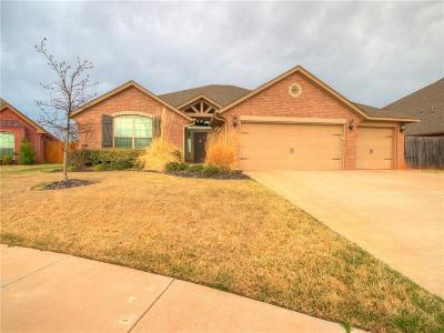 Single Family Home For Sale: 15201 Western Vista Drive