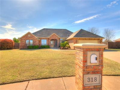 Piedmont Single Family Home For Sale: 318 NW Cypress Street