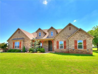 Single Family Home For Sale: 13610 Ridge View Lane