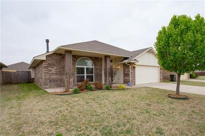 Edmond Single Family Home For Sale: 2240 Melody Drive