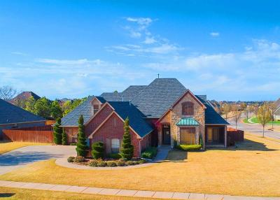 Edmond Single Family Home For Sale: 401 NW 148th Terrace