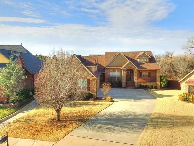 Oklahoma City Single Family Home For Sale: 7847 NW 133rd Terrace
