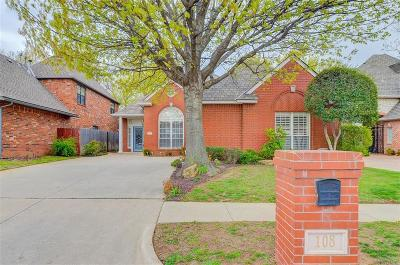 Norman Single Family Home For Sale: 108 Olde Brook Court