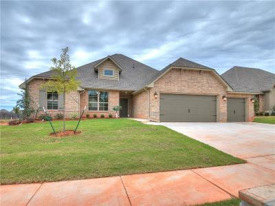 Edmond Single Family Home For Sale: 19609 Millstone Crossing Drive