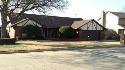 Single Family Home For Sale: 6718 Briarcreek Drive