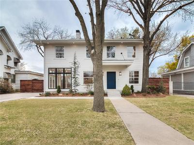 Oklahoma City Single Family Home For Sale: 1816 17th