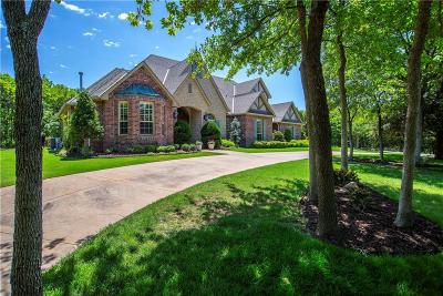 Edmond Single Family Home For Sale: 6606 Forest Creek Drive