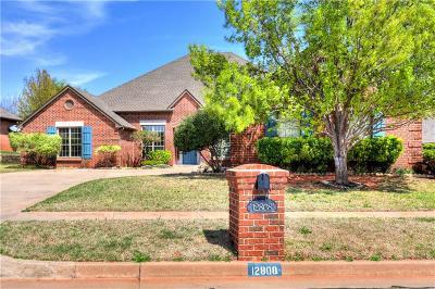 Oklahoma City Single Family Home For Sale: 12808 Park Hill Road