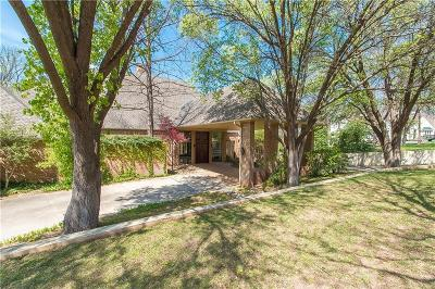 Edmond Single Family Home For Sale: 4101 Oakdale Forest Road
