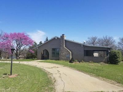 Cushing Single Family Home For Sale: 402 S Kings Highway