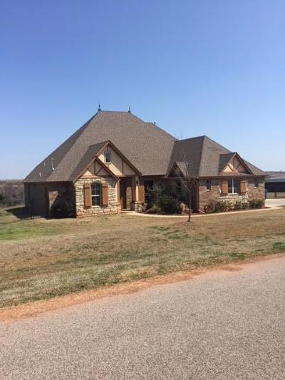 McClain County Rental For Rent: 3708 Quest Court