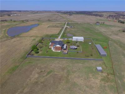 Stroud OK Single Family Home For Sale: $525,000