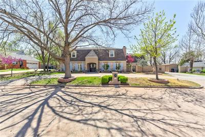 Oklahoma City Single Family Home For Sale: 3200 Lamp Post Lane