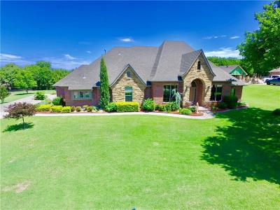 Choctaw Single Family Home For Sale: 16349 Sandstone Circle