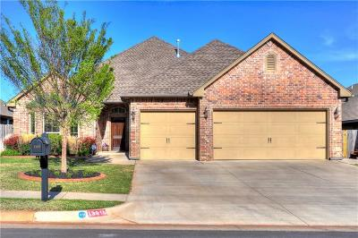 Edmond Single Family Home For Sale: 13916 Canterbury Drive