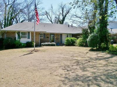 Single Family Home For Sale: 57 Sequoyah