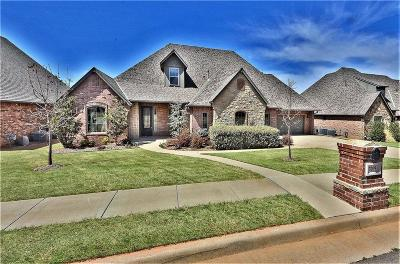 Edmond Single Family Home For Sale: 3209 York Drive