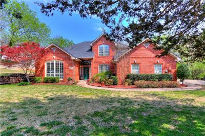 Edmond Single Family Home For Sale: 2200 Ivy Glenn Court