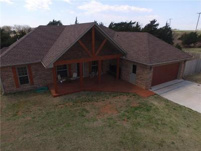 Guthrie Single Family Home For Sale: 4845 Big Horn