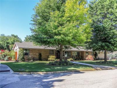 Norman Single Family Home For Sale: 1200 Woodland Drive
