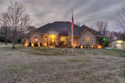 Shawnee Single Family Home For Sale: 19461 Charleston Point