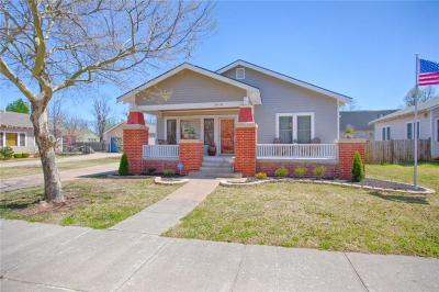 Single Family Home For Sale: 2610 N Walker Avenue