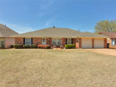 Oklahoma County Single Family Home For Sale: 10317 Eastlake Drive