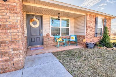 Moore Single Family Home For Sale: 9704 Emilie Grace