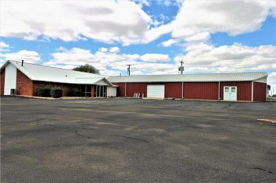 Sayre Commercial For Sale: 1401 Watts