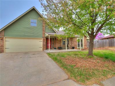 Oklahoma City Single Family Home For Sale: 8013 112th Terrace