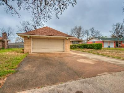 Bethany Single Family Home For Sale: 7905 NW 27th Street