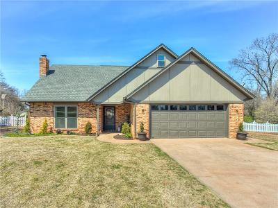 Guthrie Single Family Home For Sale: 320 Ridgecrest Drive