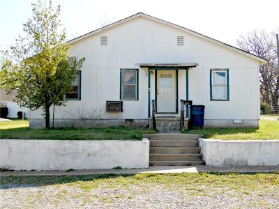Chickasha Single Family Home For Sale: 1405 S 12th Street