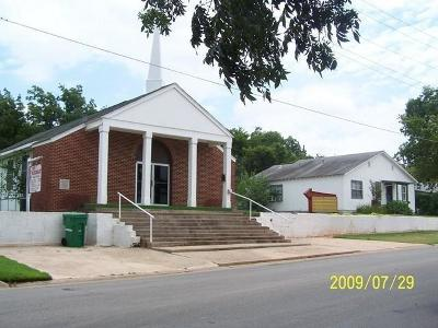 Chickasha Commercial For Sale: 1401 12th Street